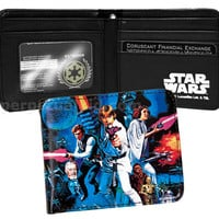 STAR WARS ICONIC POSTER WALLET