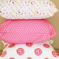 Sweet Tooth Pillows