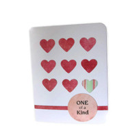 One of a Kind Valentines Card Valentine Card Valentine Cards