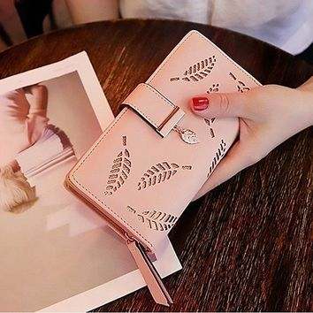 Women Wallet Purse Female Long Wallet