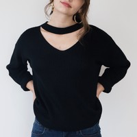 Gigi Sweater - Black