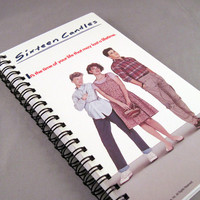 Sixteen Candles Notebook - Recycled