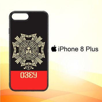 Obey Clothing O0726 iPhone 8 Plus Case