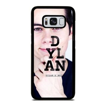 DYLAN O'BRIEN Samsung Galaxy S8 Case Cover