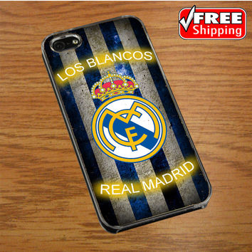 real madrid los blancos IPHONE 5 | 5S COVER CASE