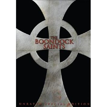Boondock Saints poster Metal Sign Wall Art 8in x 12in