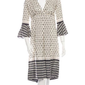 By Malene Birger Silk Dress