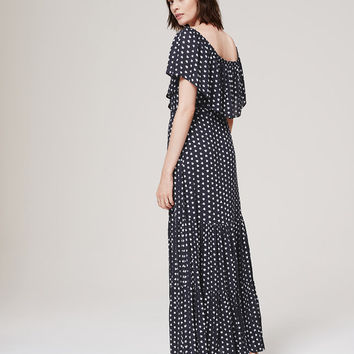 French Hen Maxi Dress | LOFT