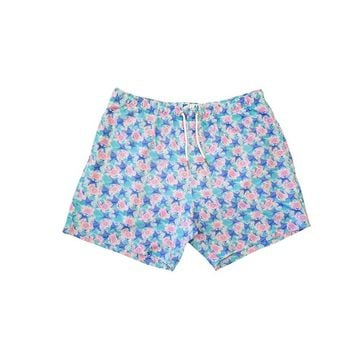 Bermies Classics Crabies Trunks Blue