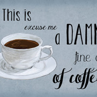 Twin Peaks - This is excuse me a damn fine cup of coffee