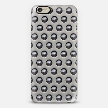 Metallic Drops iPhone 6 case by Alice Gosling | Casetify