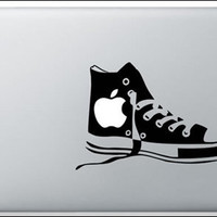 Shoe mac sticker mac decal  Mac Book Mac Book Air Mac Book Pro Mac Sticker Mac Decal Apple Decal Mac Decals