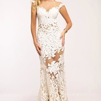 Jovani Sexy Mermaid Prom Dress JP21226