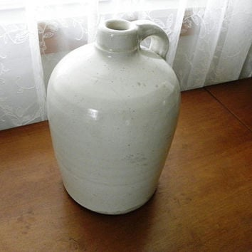 Vintage Beehive Pottery Jug Holiday Gift Idea
