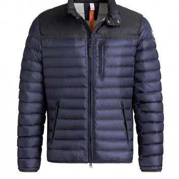 PARAJUMPERS NEW Fashion men's down jacket/Navy blue