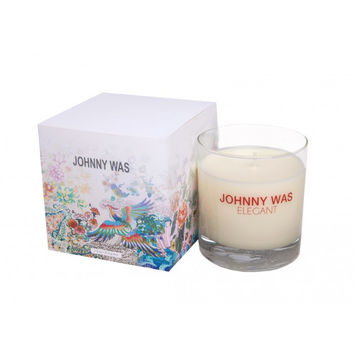 Johnny Was Elegant Candle