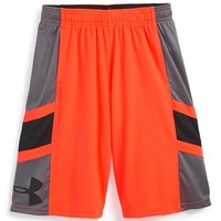 Boy's Under Armour 'Crossover' HeatGear Basketball Shorts