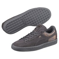 Suede Lunar Lux Women's Trainers | Smoked Pearl | PUMA New Arrivals | PUMA United Kingdom