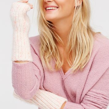 Free People So Soft Eyelash Armwarmer