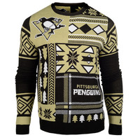 "Pittsburgh Penguins Official NHL Men's ""Ugly Sweater"""