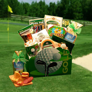 Golf Delights Gift Box (Med)