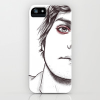 Gerard Way iPhone & iPod Case by ribkaDory | Society6