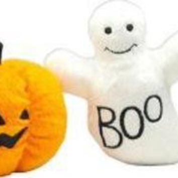 ESBHJ2 Halloween Plush Toys Candy Corn Small