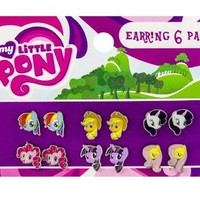 My Little Pony 6 Pack Earring - My Little Pony - | TV Store Online