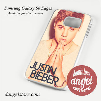 justin bieber Phone Case for Samsung Galaxy S3/S4/S5/S6/S6 Edge