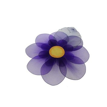 Season's Direct Mesh Flower Decorative Mobile