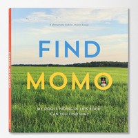 Find Momo: A Photography Book By Andrew Knapp - Urban Outfitters