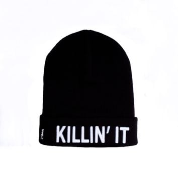KREWELLA BEANIE / / KILLIN' IT