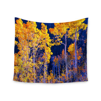 "Maynard Logan ""Trees"" Wall Tapestry"