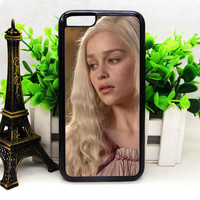 GAME OF THRONES DAENERYS TARGARYEN WINTER IS COMING IPHONE 6 | 6 PLUS | 6S | 6S PLUS CASES