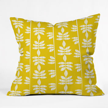 Heather Dutton Abadi Sunburst Throw Pillow