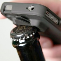 iDrink Bottle Opener iPhone Case