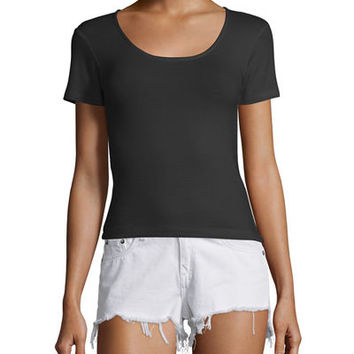 rag & bone/JEAN Melrose Short-Sleeve Tee