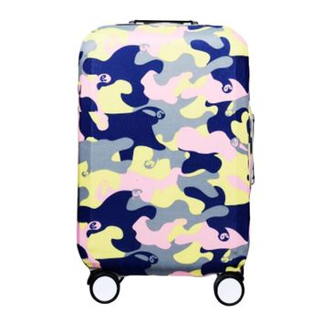 Colorful Luggage/Baggage Set/Cover/Protector Modern Suitcase Set