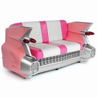 Cadillac Sofa | Car Sofa Novelty Furniture - Buy at Drinkstuff