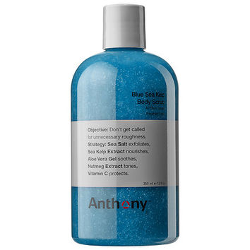 Anthony Blue Sea Kelp Body Scrub (12 oz)