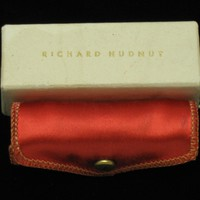 Richard Hudnut RSVP Vintage 1950s Purse Perfume with Original Box