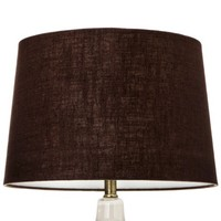 Nate Berkus™ Linen Lamp Shade - Brown