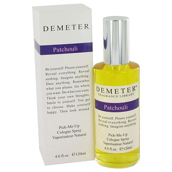Demeter Perfume By Demeter Patchouli Cologne Spray FOR WOMEN