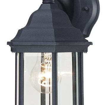 One-Light Outdoor Wall Lantern