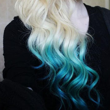 Temporary Colored Hair Chalk  PICK ANY COLOR by ShareeBoutique