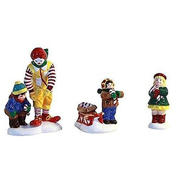 "Department 56 ""Kids, Candy Canes ... & Ronald Mcdonald"""