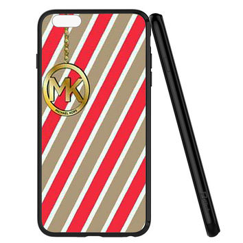 MK MICHAEL KORS RED LINE iPhone 6 | 6S Case Planetscase.com