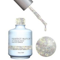 LeChat Perfect Match Gel / Lacquer Combo - Brazilian Muse 0.5 oz - #PMS88