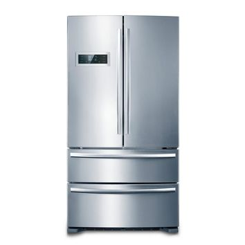 "36"" 4-Door Counter-Depth French Door Refrigerator"