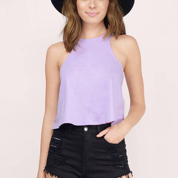 Cristabel Crop Top